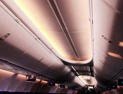 2017民航飞机照明市场产值将达13.1亿美元