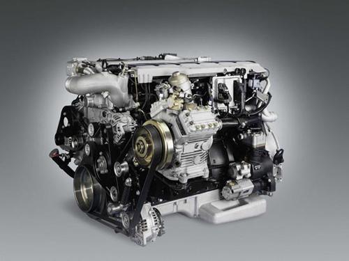 汽车名词 发动机的压缩比高清图片