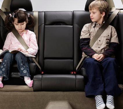 儿童安全坐椅市场调查:意识淡薄阻坐椅走俏