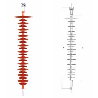 绝缘子,技术要求:用於交流电力系统额定电压35kv-330