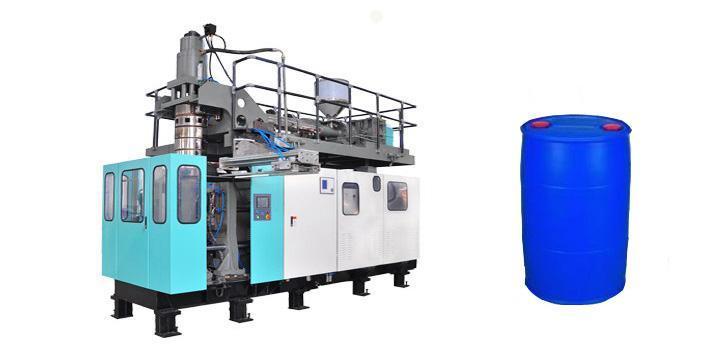 200l塑料桶生产机器-山东吹塑机