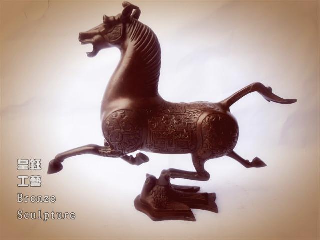 青铜雕塑 HY H0001