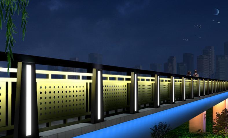 喷塑 材质: 金属 用途: 桥梁护栏 产品详情        产品采用钢结构