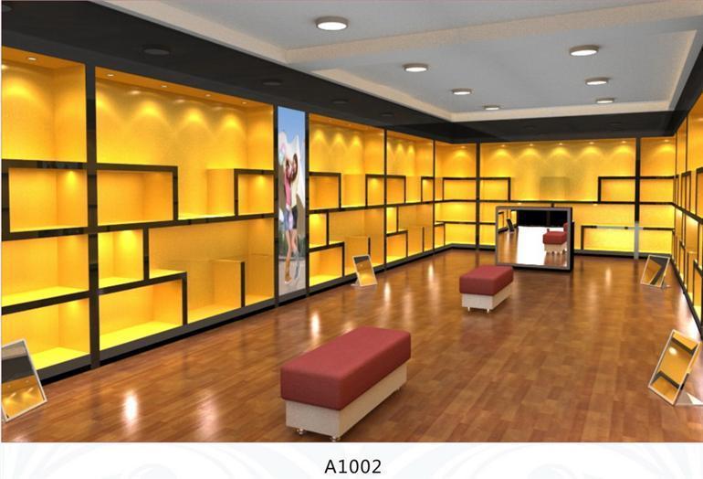 皮鞋展柜(a1002)