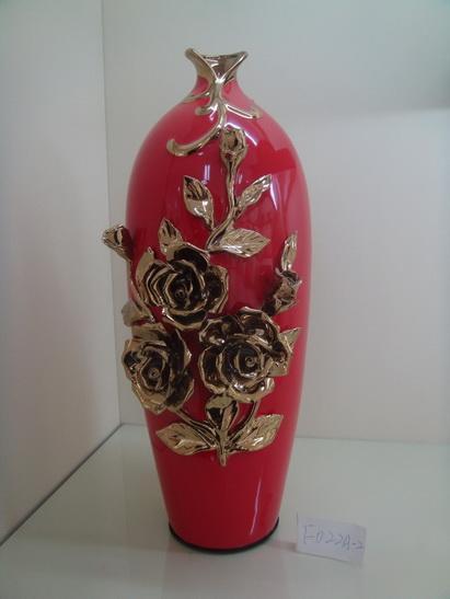 欧式仿陶瓷花瓶图片