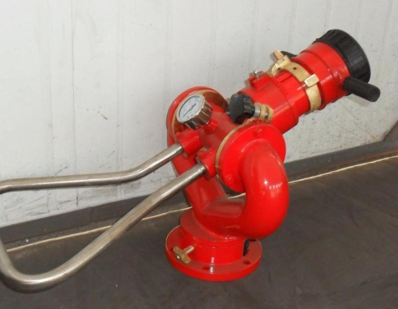 型船用消防炮不仅适用於石油化工企业