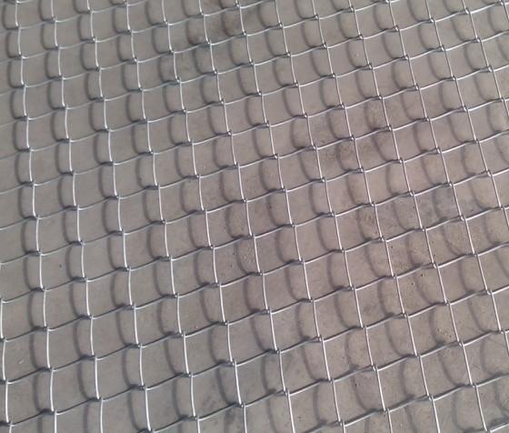 镀锌机械编织铁丝网
