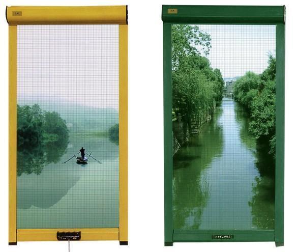 隐形玻璃边框隔断