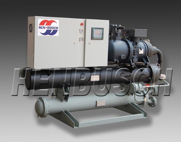 低温-35℃水冷螺杆式冷水机组