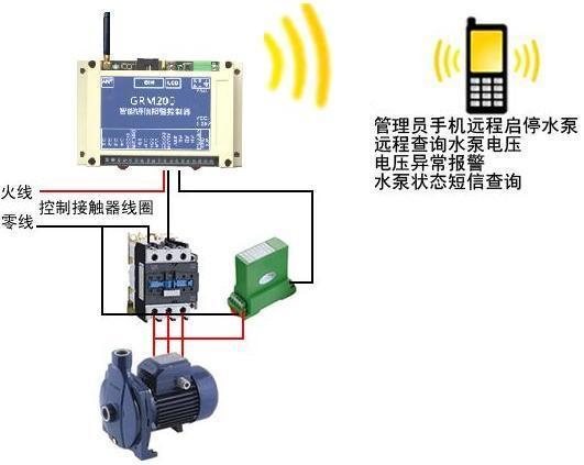水泵远程控制器批发