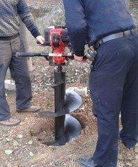 大馬力鑽坑機|埋樁打坑機|大直徑打坑機