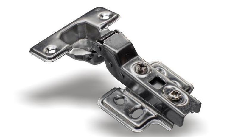 固定液压缓冲铰链 / 中弯(b1008)图片