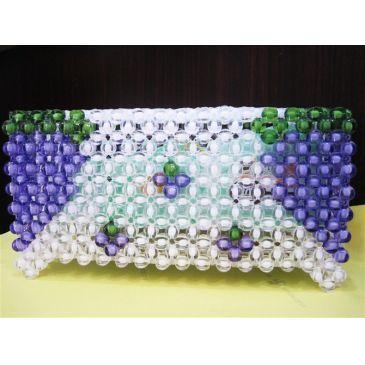 串珠纸巾盒-2【批发价格,厂家,图片,采购】-中国制造
