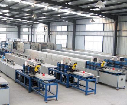 玻璃钢锚杆生产设备图片