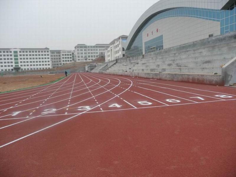 混合型塑胶跑道 混合型塑胶 混合型跑道