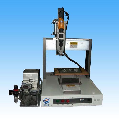 二,自动吸螺丝锁螺丝机供给系统介绍     1,产品结构