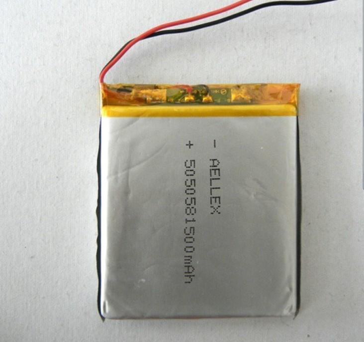 505050锂电池参数:   图片