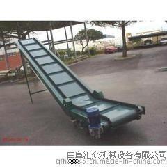 爬坡皮帶輸送機 移動式石料輸送機 移動管式螺旋上料機