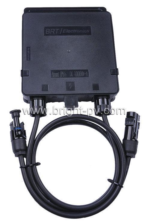 pv-brt-8101太阳能接线盒为用户提供了安全