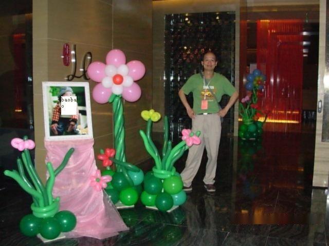 气球布置批发 - 中国制造网其它商业服务图片