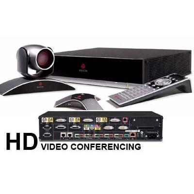 宝利通hdx9000高清视频会议系统