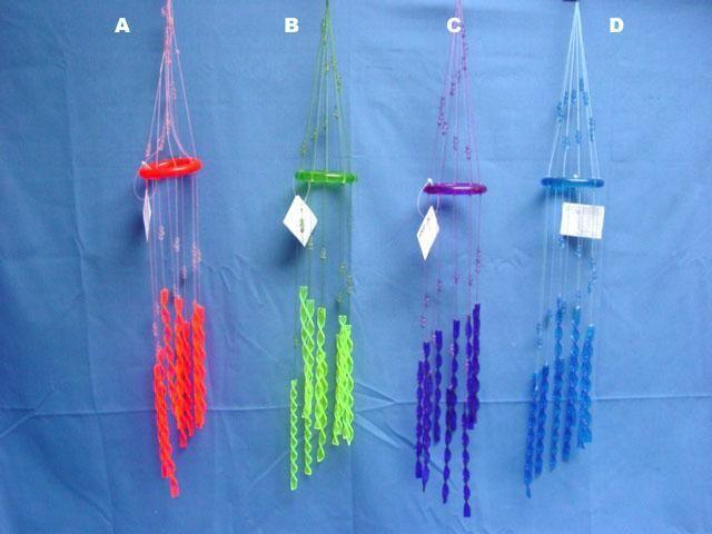 玻璃制品 -风铃(2)图片
