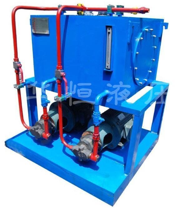 高炉泥炮液压系统图片