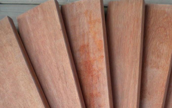 门格防腐木板材