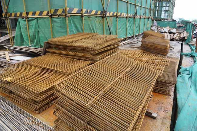长方形竹席折叠步骤图解