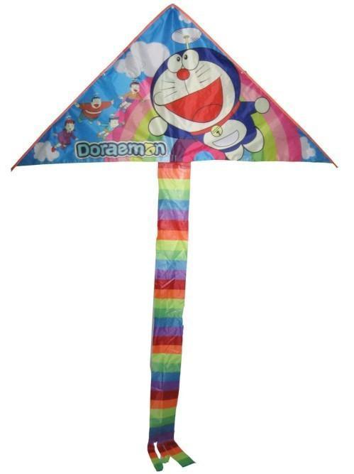 三角风筝怎么支撑图解