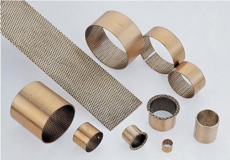 固体镶嵌青铜卷制轴承 FB09G