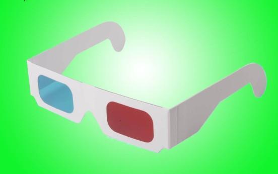 大胆人体艺术阴蒂�_红蓝互补色3d立体眼镜(pa0004)