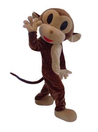 女人裸阴道真实囹�a_卡通人偶服装 -可爱小猴