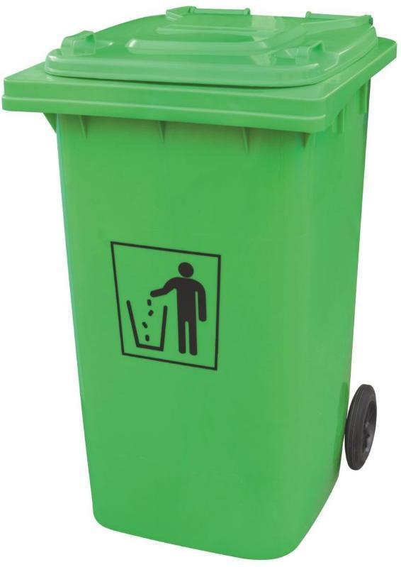 240l塑料垃圾桶 厚(sm-1201)