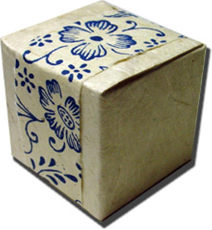 天然环保手工纸包装盒-3
