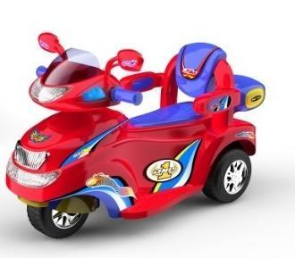 儿童手推车设计