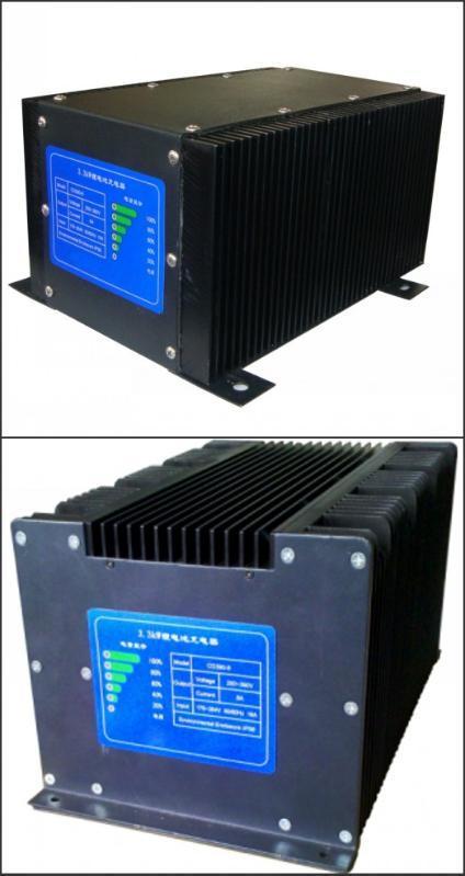 锂电池车载充电机(3.3kw/6kw)图片