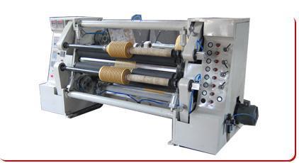 根据对成品卷的卷取松紧要求,自动调整收卷臂气缸气压的大小.图片