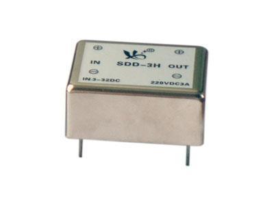小型直流固态继电器(sdd-3h)