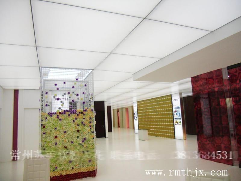 幼儿园房顶石膏板吊顶造型图片