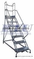 ETU易梯優|工作梯|移動工作梯|維修作業梯|自鎖定式鎖車機構