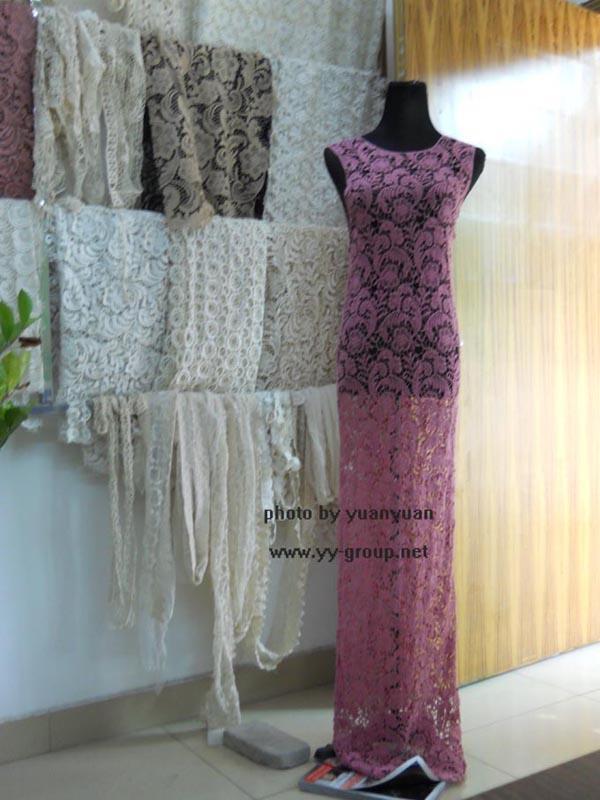 针织和钩编织物