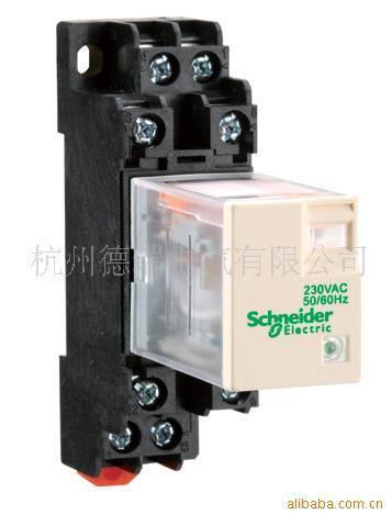 施耐德继电器批发 - 中国制造网固态继电器图片