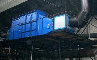 定型机油烟净化器(bg-2000f)