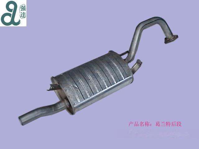 产品目录 汽摩及配件 汽车发动机系统 消声器 03 日产格兰特消声器图片