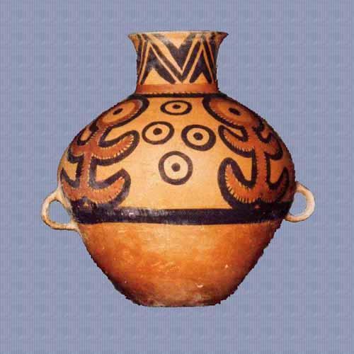 彩陶工艺品批发 中国制造网陶器