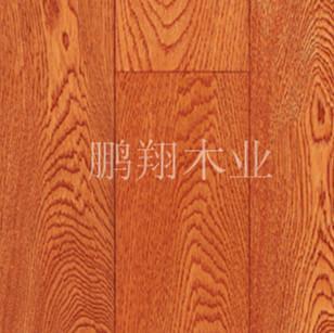 柞木实木复合地板