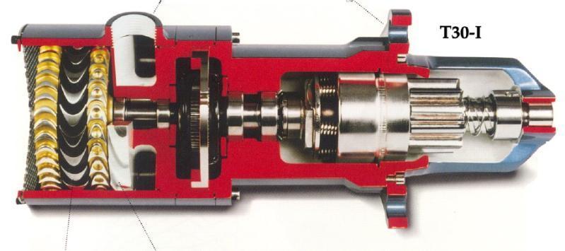 气动马达(t30)图片