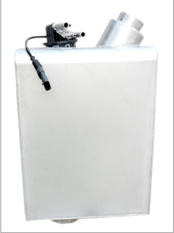 材料:尿素腐蚀(箱体材料嵌件感测器等材料)结构