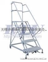 ETU易梯優|美式重型鋼梯|工業扶梯|重型移動鋼梯|帶有自鎖剎車